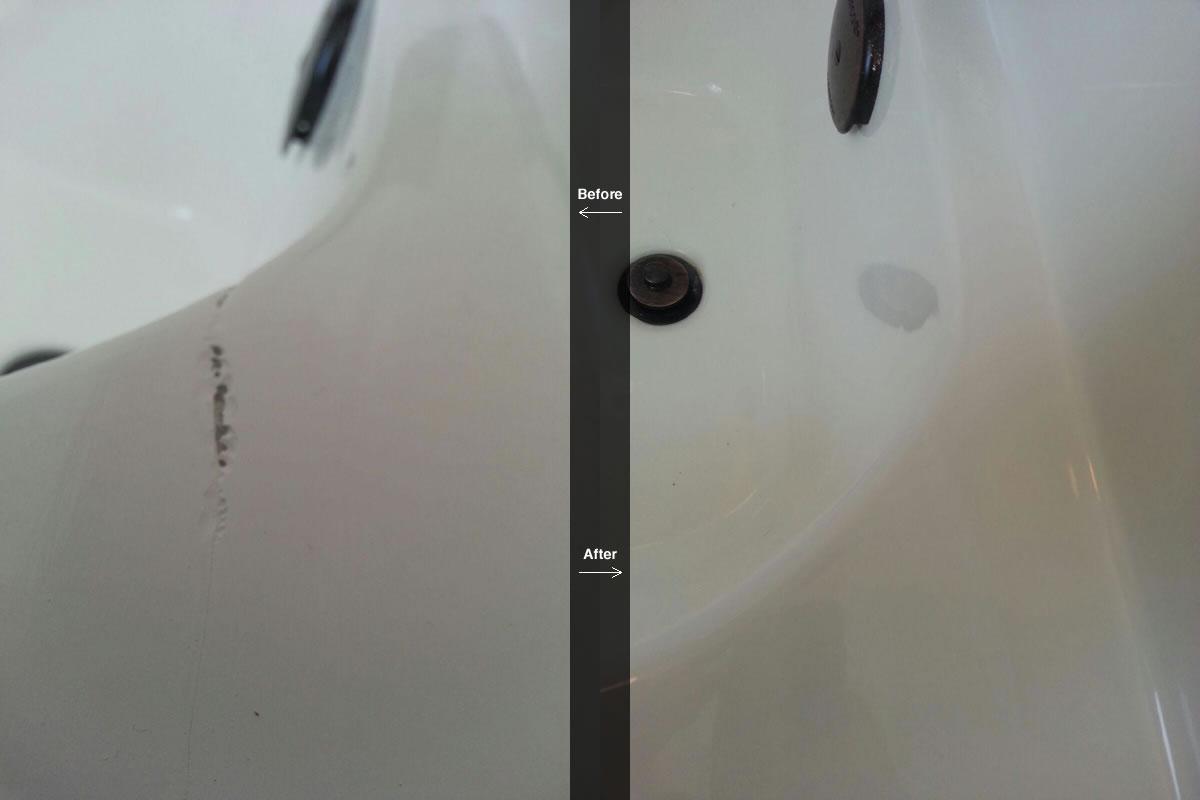 Rochester Bathtub Repair-Shower Repair: Fiberglass Acrylic